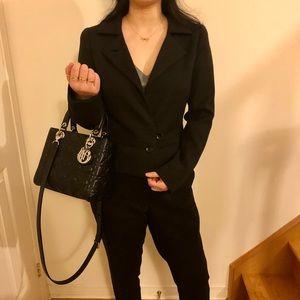 Auth New CHLOÉ Black Blazer Size M | US6, FR38